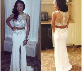 2016 Two Piece Prom ..