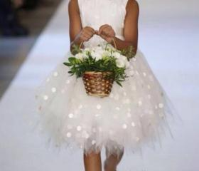 Tiered Flower Girl D..